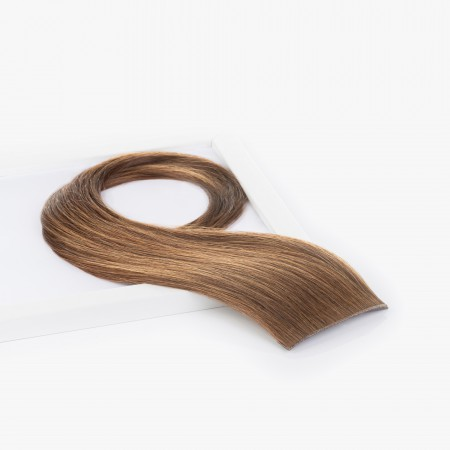 Invisible Clip-in - Classic Colors - Brown