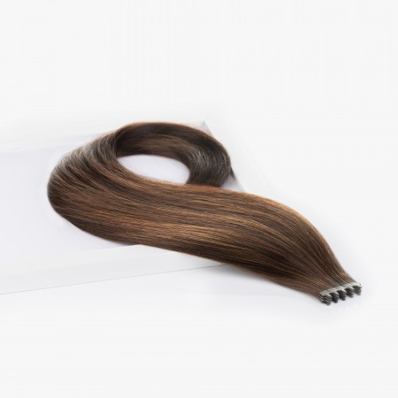 Flat Ring-On - Classic Colors - Brown