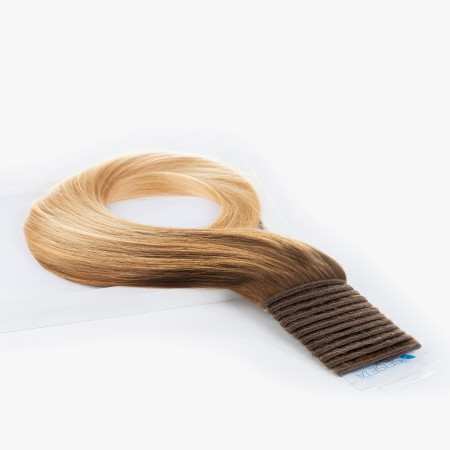 Straight Weft Hair - Ombre Colors