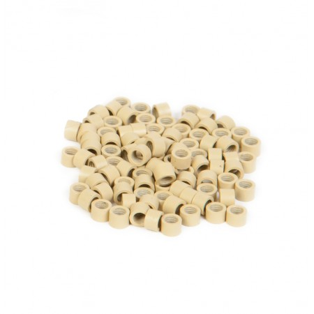 Silicone Micro-Rings - Yellow