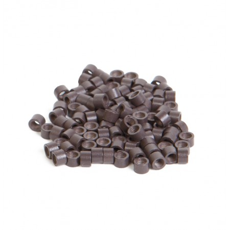 Silicone Micro-Rings - Brown