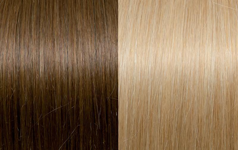 12/DB2. Gold Blond Copper / Golden Light Blond