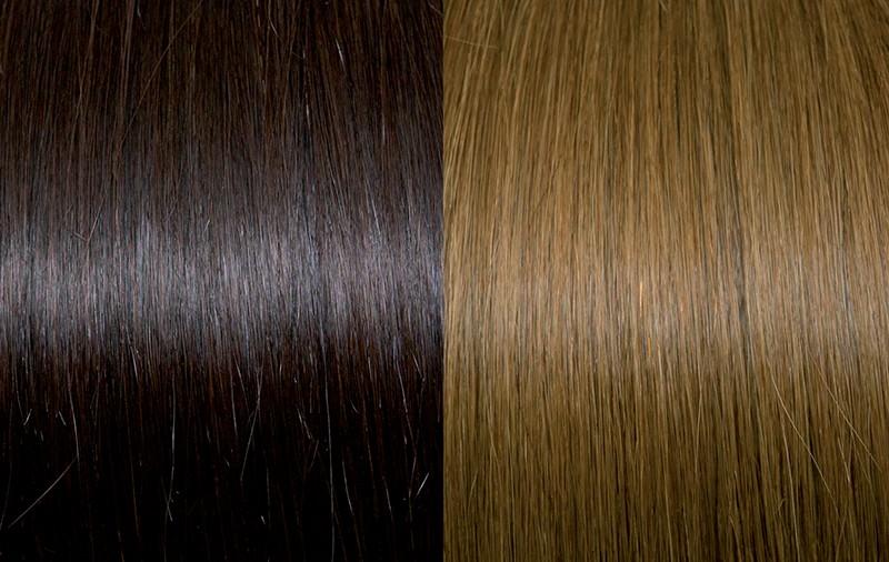 4/14. Brown / Light Golden Blond Copper