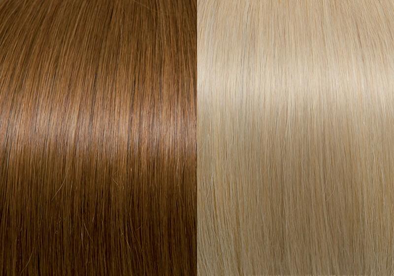 27/140. Tobacco Blond / Platinum Blond